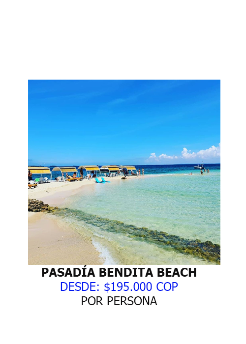 PASADÍA BENDITA BEACH