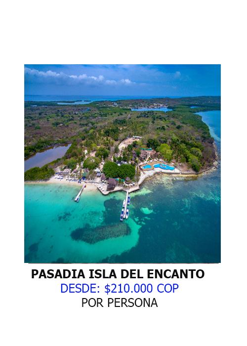 PASADIA ISLA DEL ENCANTO